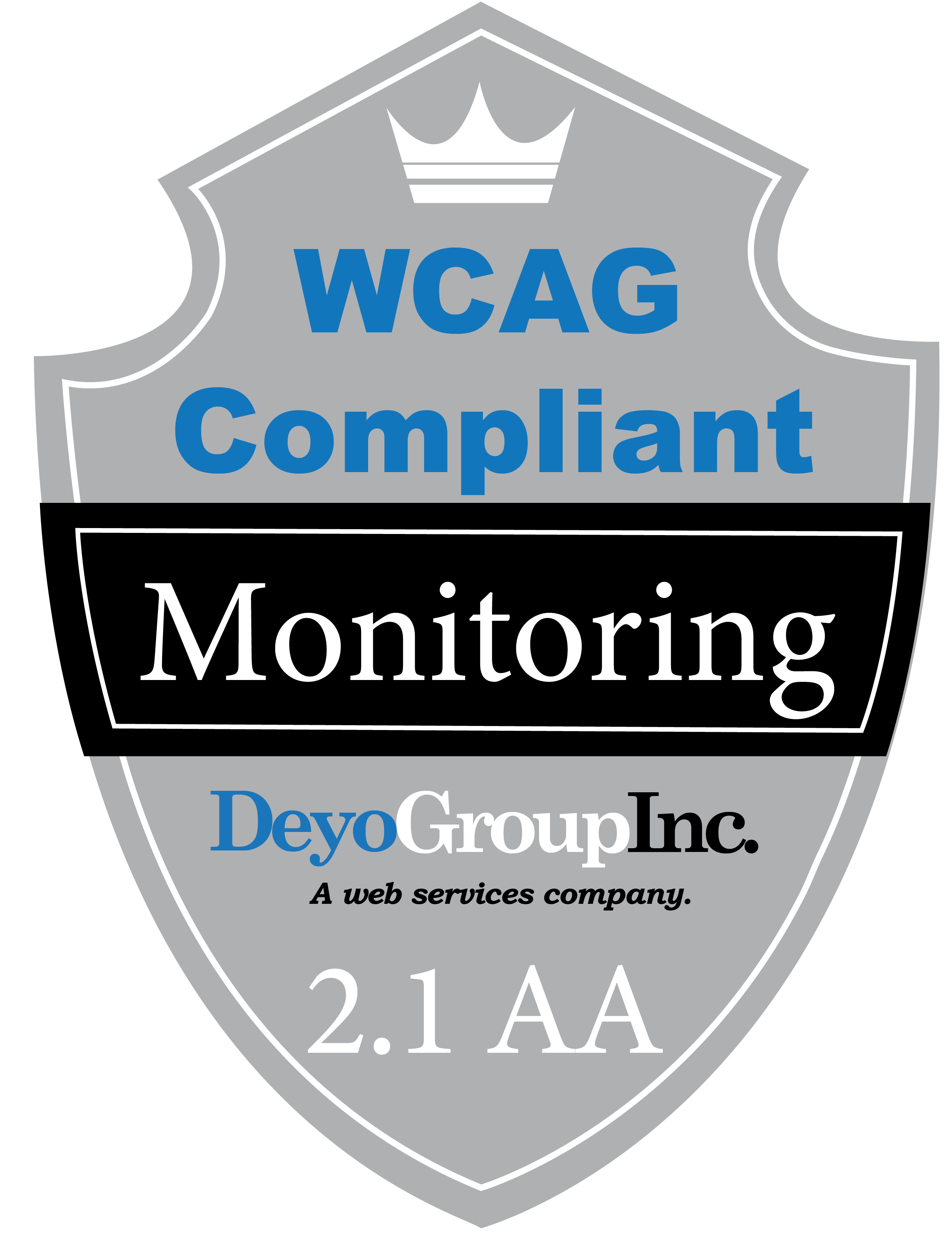 Piccadilly WCAG compliance 2.1AA - Monitored by DeyoGroup